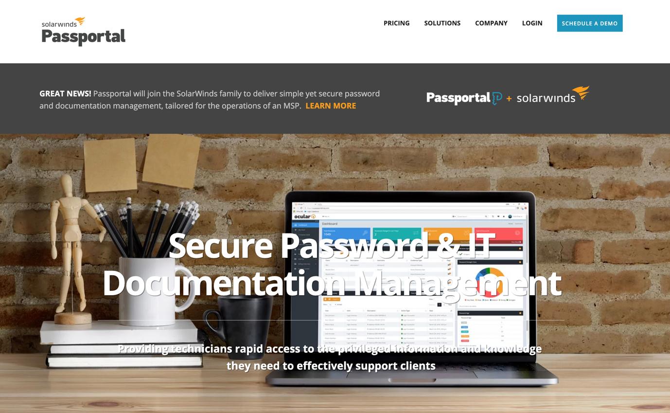 passportal homepage