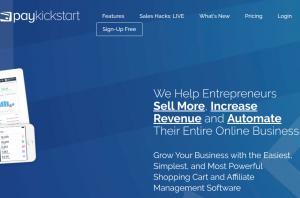paykickstart homepage