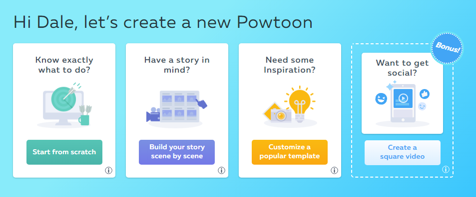 powtoon templates