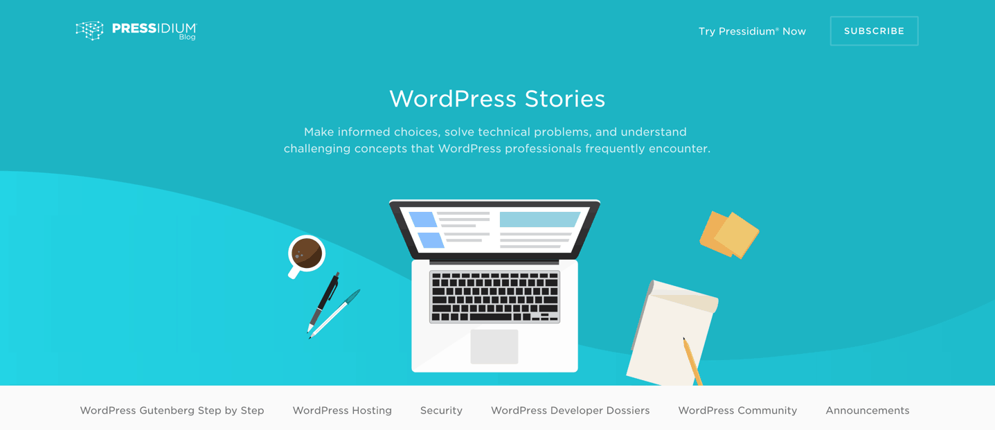 pressidium wordpress blog