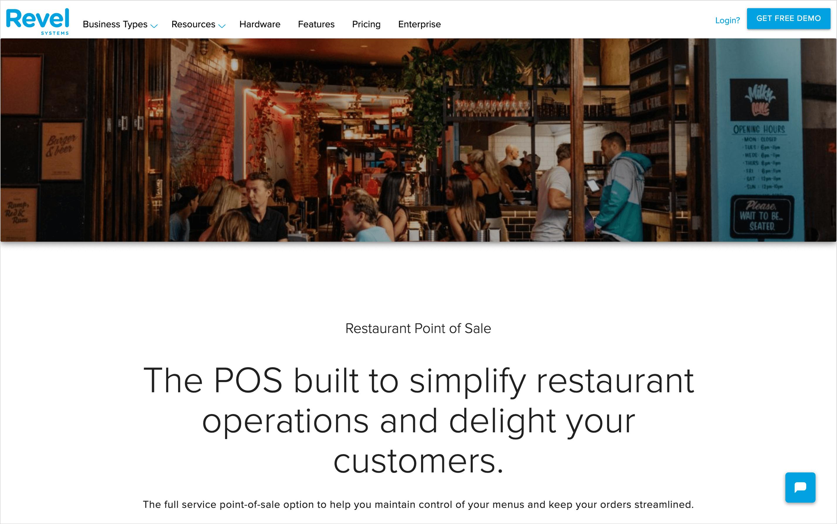revelsystems homepage