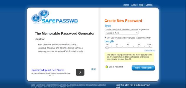 SafePasswd