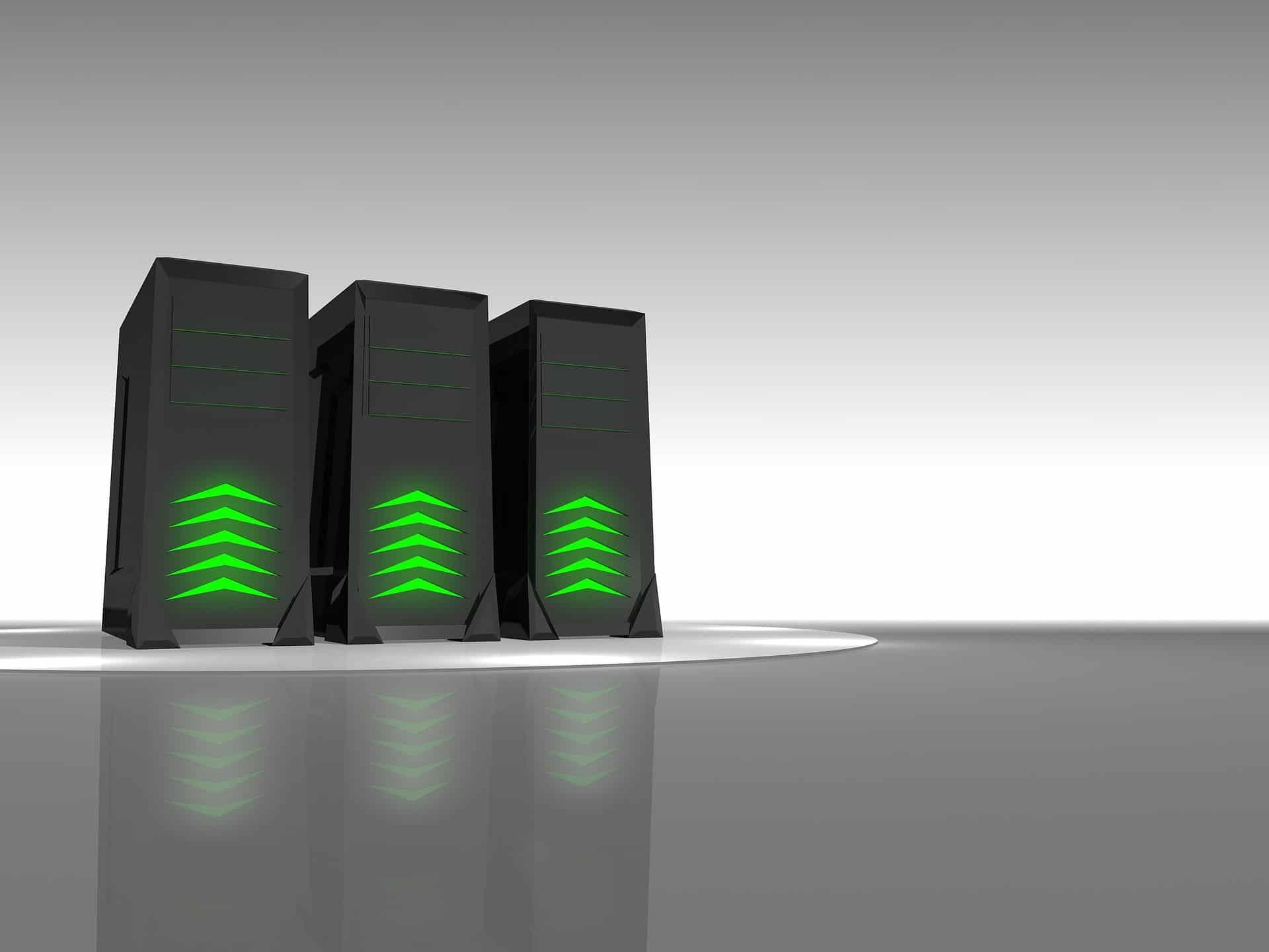 Servers via Pixabay