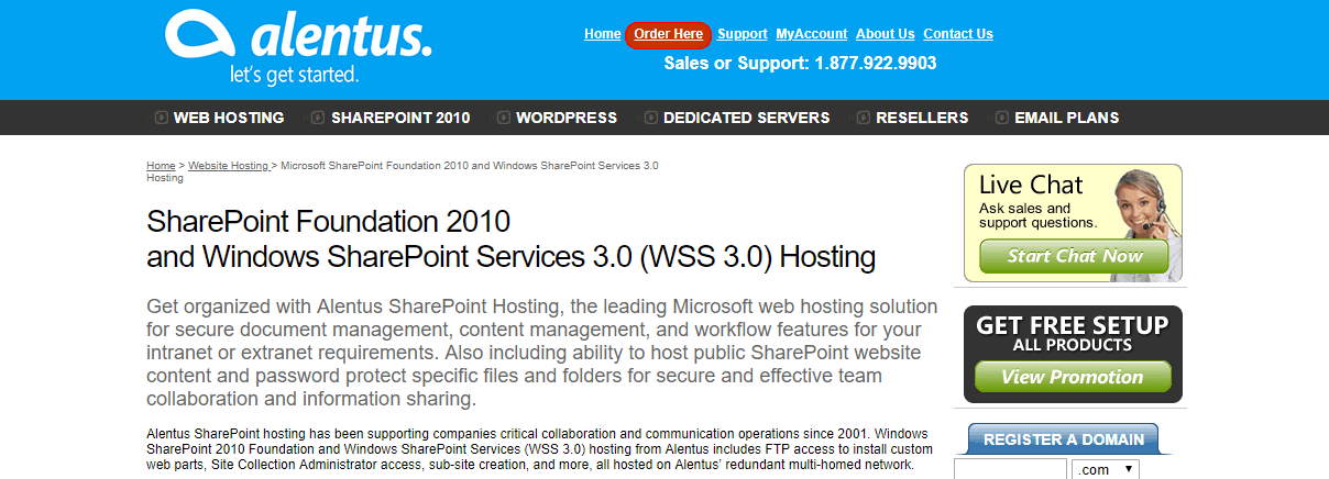 The Best SharePoint Hosting: Who's The Best For Your Site