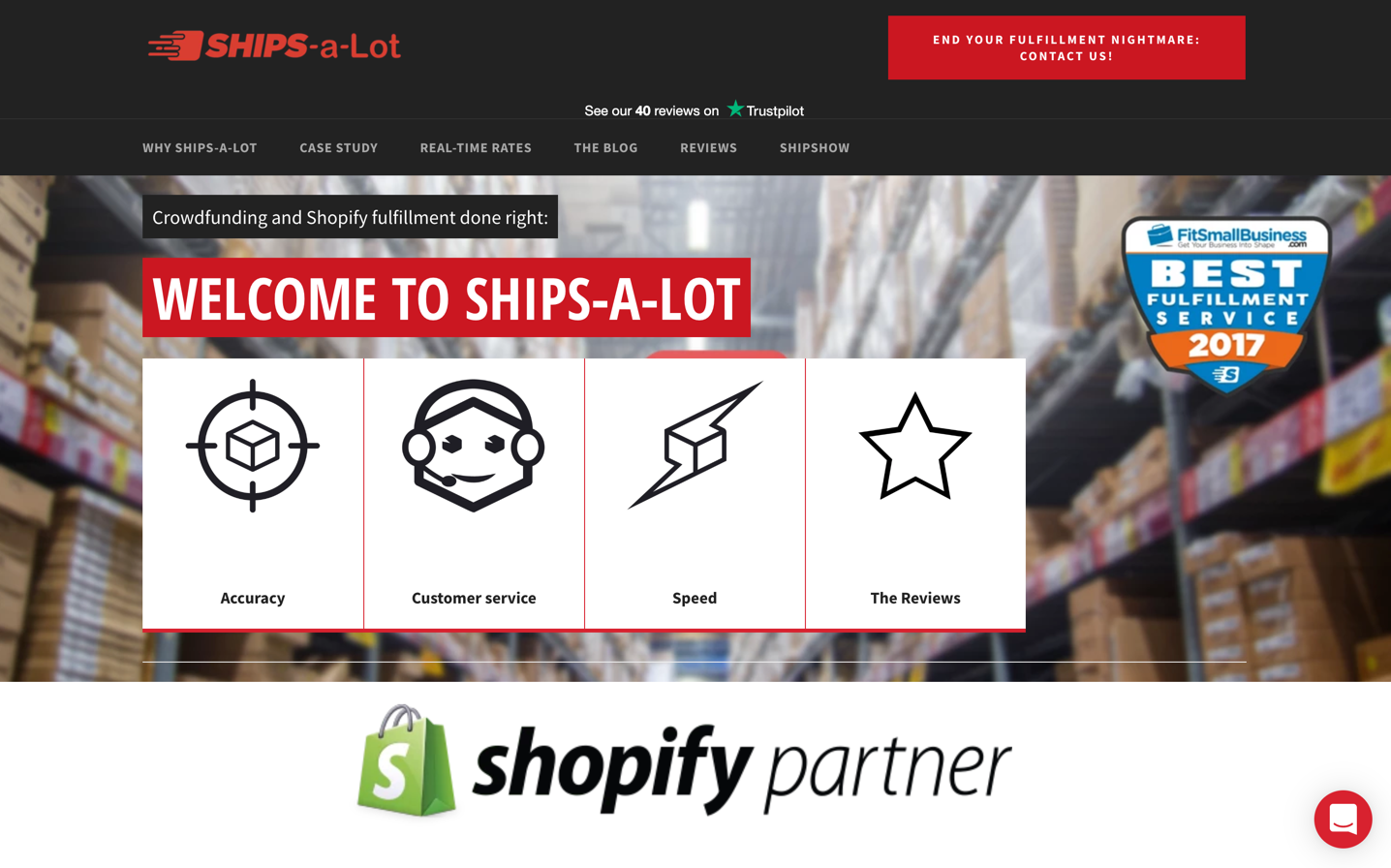 ships-a-lot homepage