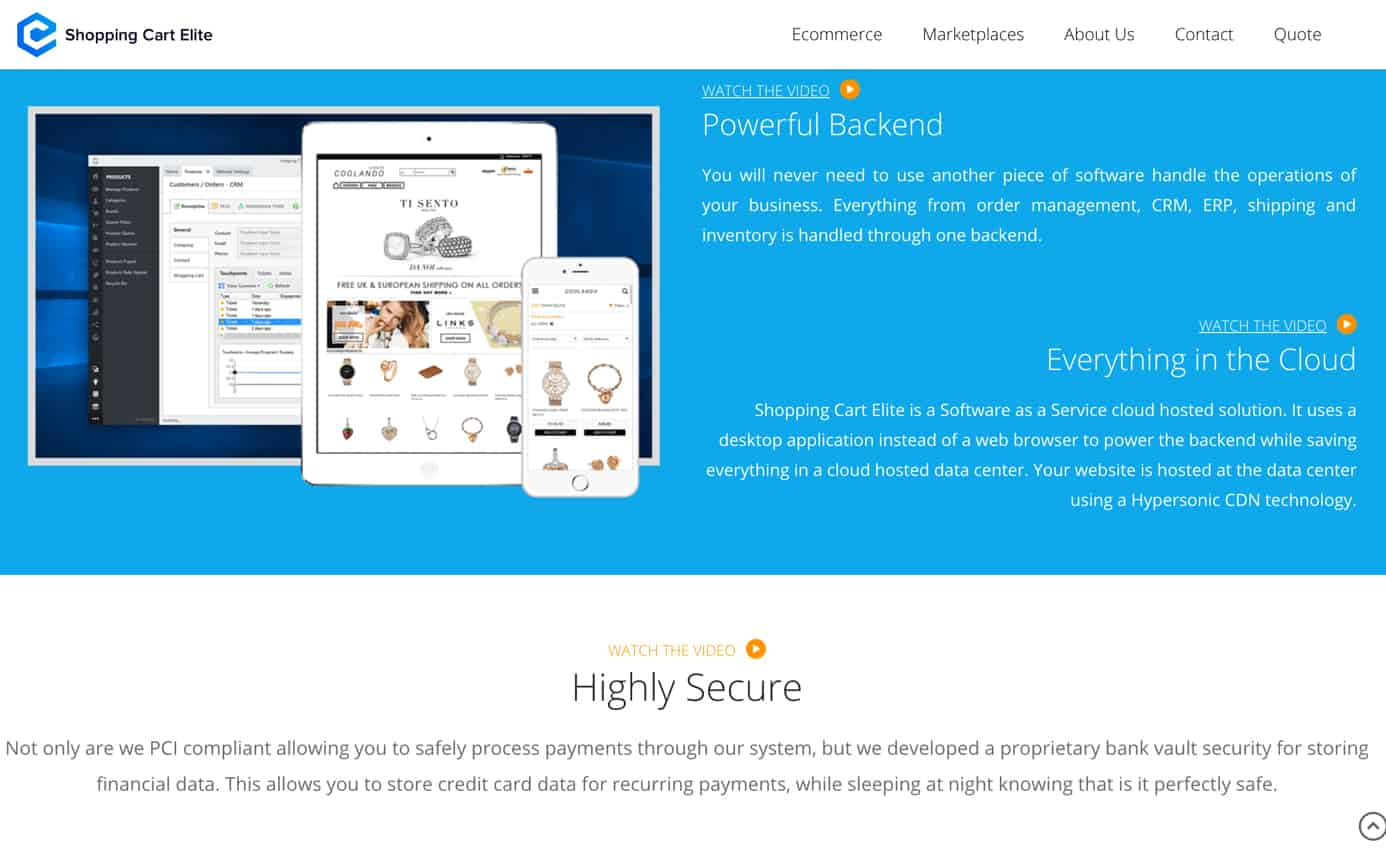 Shopping Cart Elite Review Is This The Best E Commerce Tool On The Market Digital Com