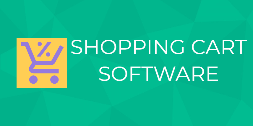shopping cart software featured image