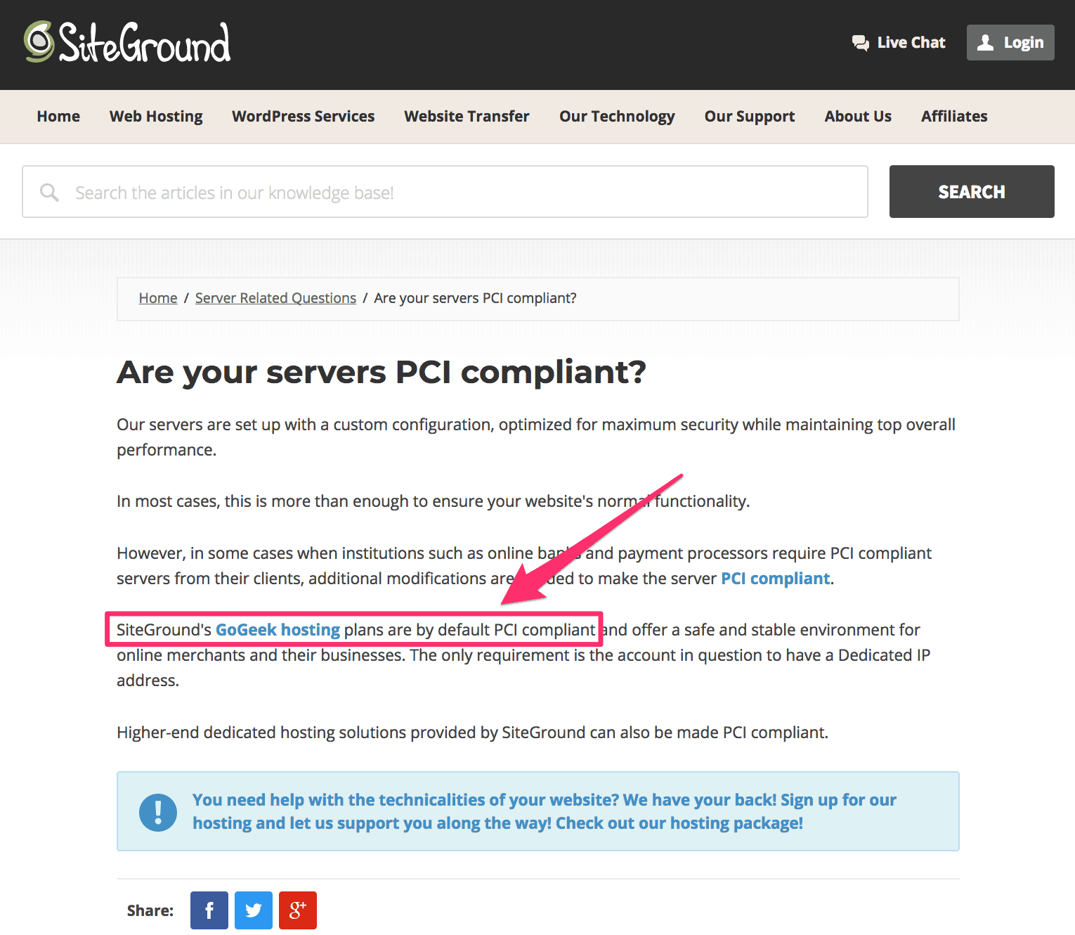 PCI Compliant Hosting: We Just Found The Best Options For E