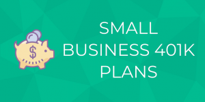 small business 401k plan