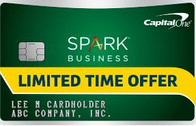 spark credit card