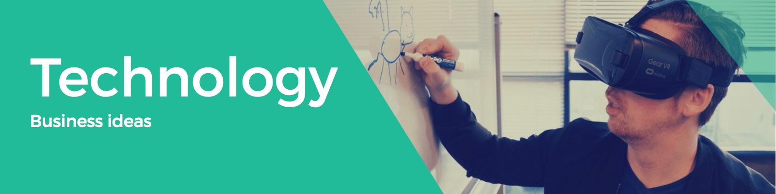 technology small business ideas