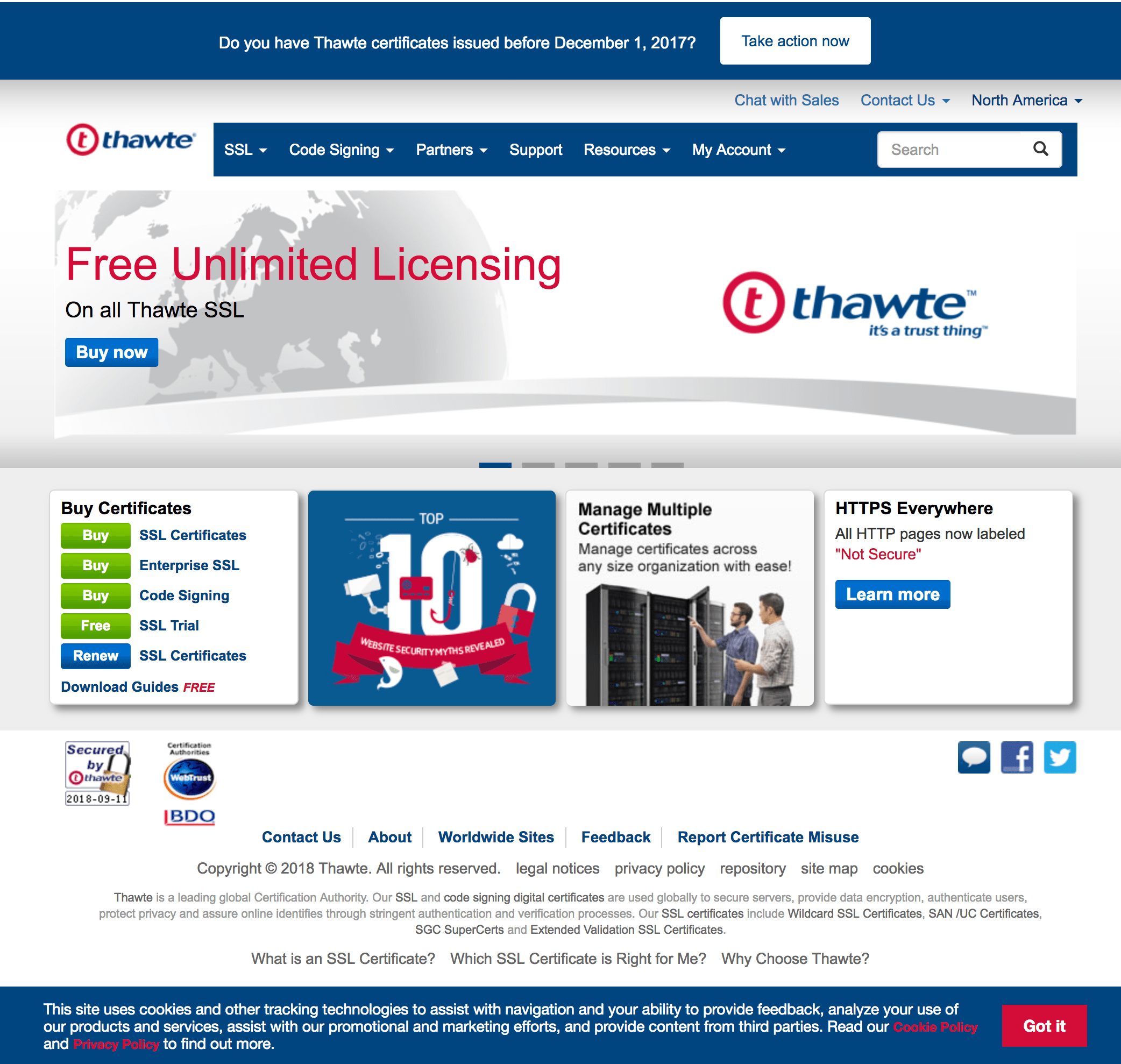 Thawte Ssl Review Good For 99 Of Browsers But Is It Right For You