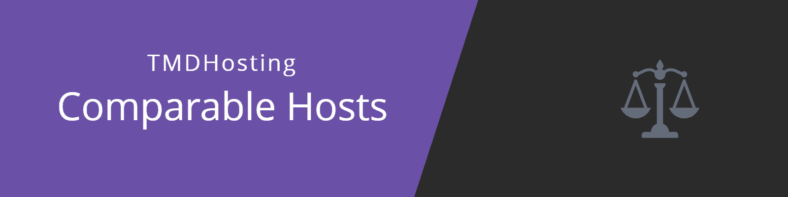TMDHosting Comparable Hosts
