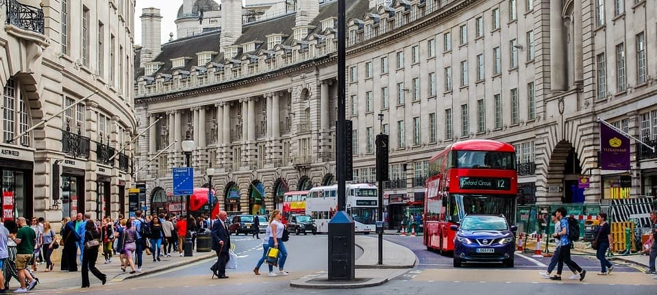 London Street - United Kingdom