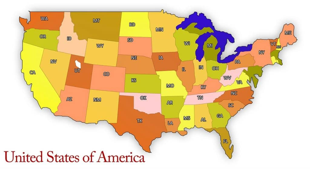 small business organizations by state