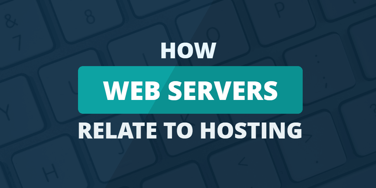 web server and hosting