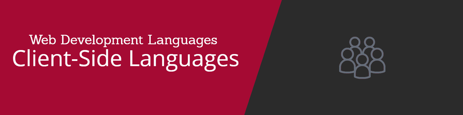 Programming and Web Development - Client-Side Languages