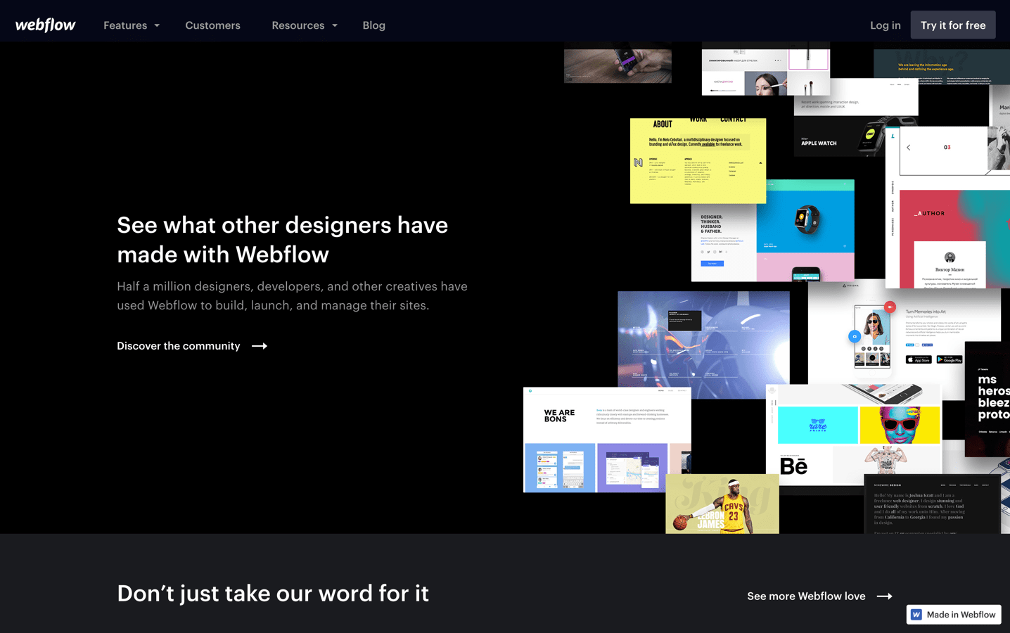 webflow review