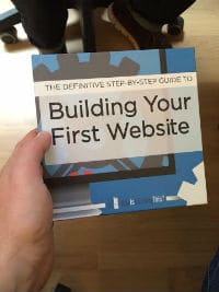Building Your First Website - published by digital.com