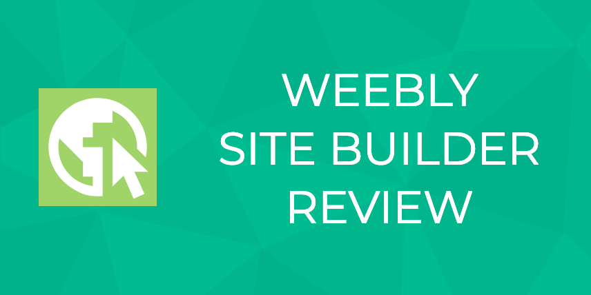 Website builder Weebly for students