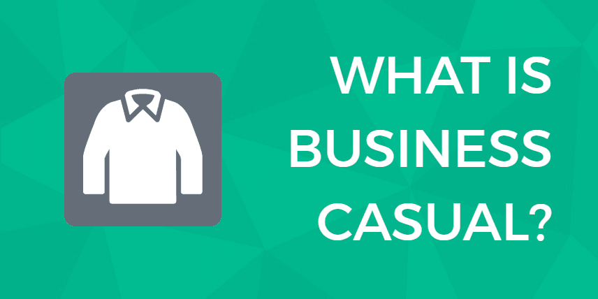 what does business casual look like?