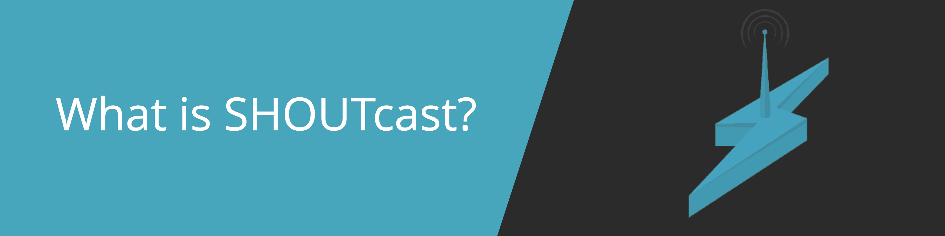 what is shoutcast