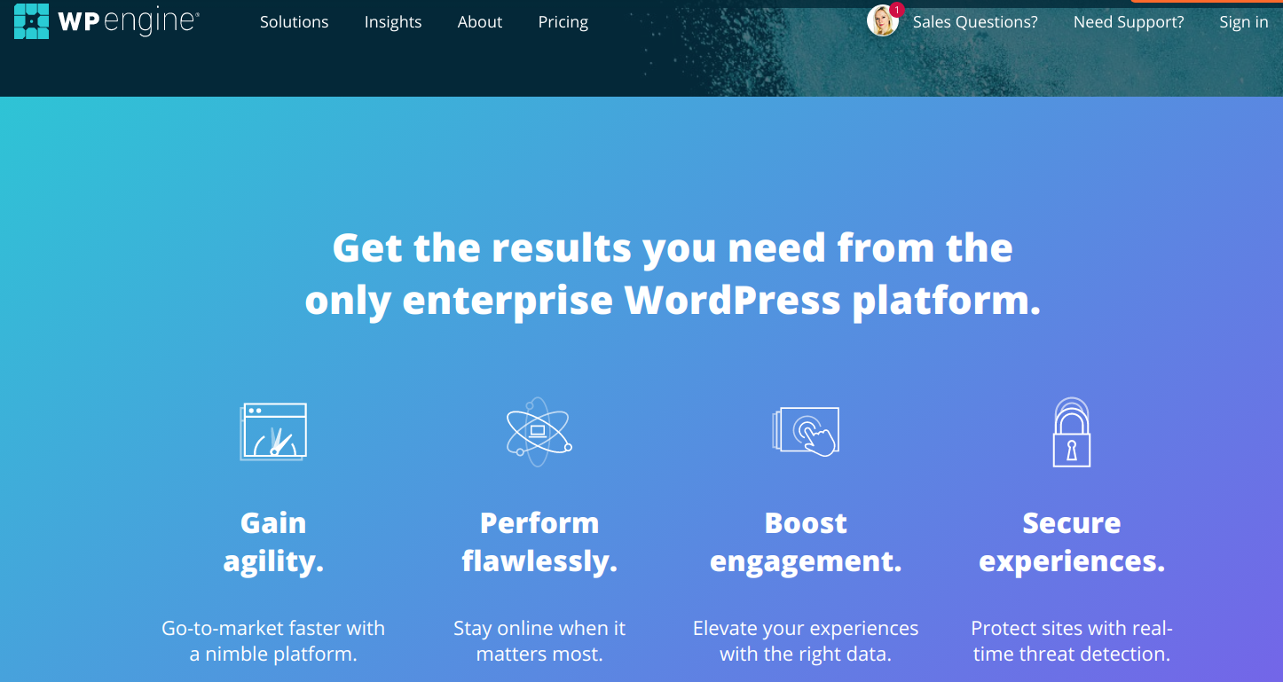 wp engine enterprise