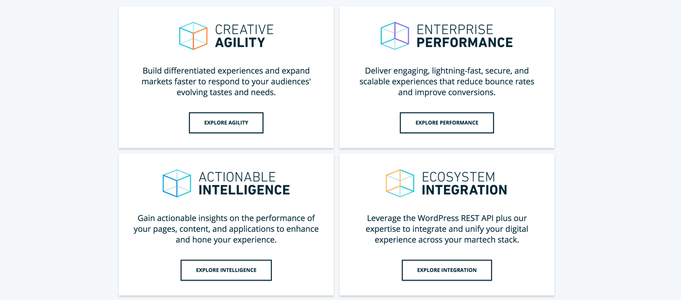 wp engine features