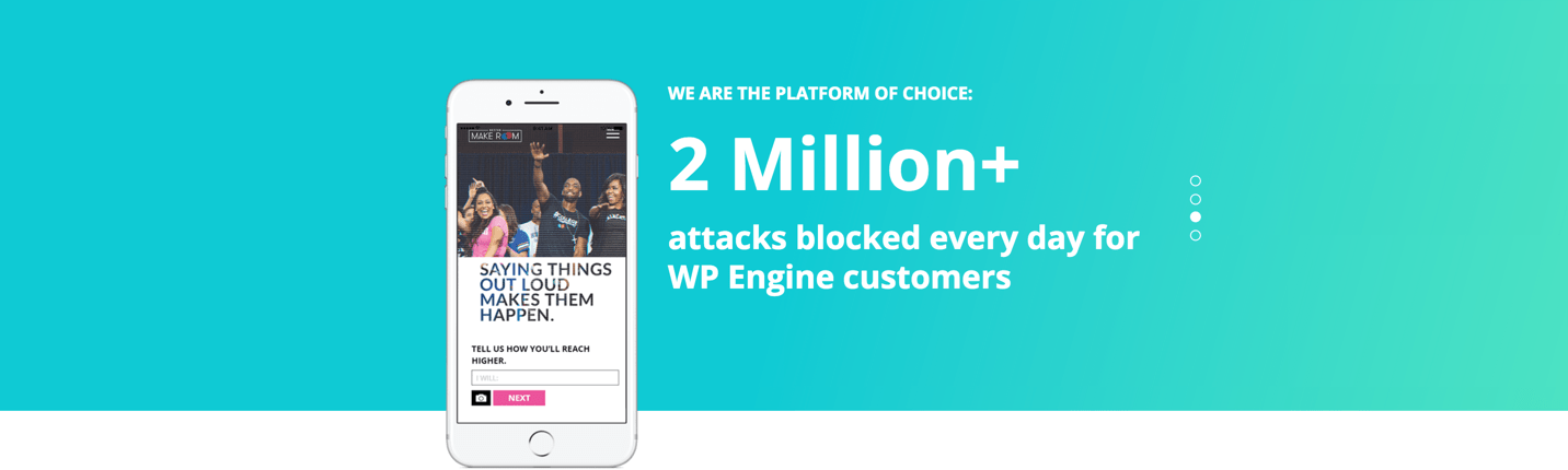 wp engine security