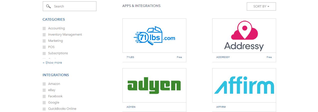Zoey's App Store